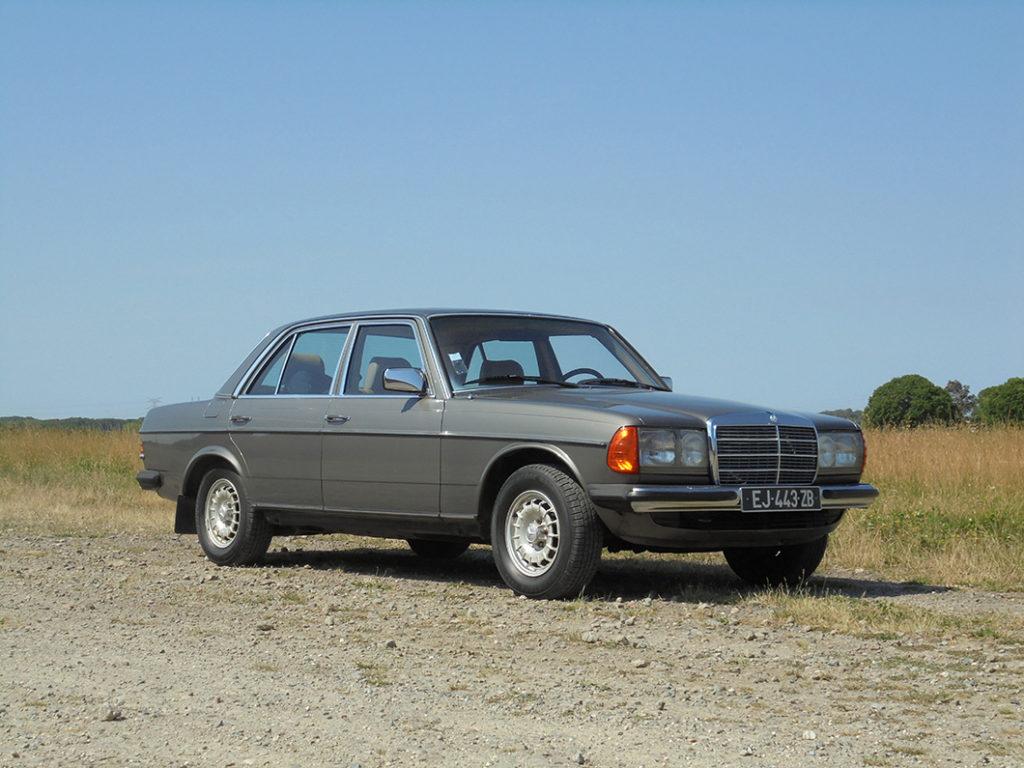 Mercedes 300D W123 berline