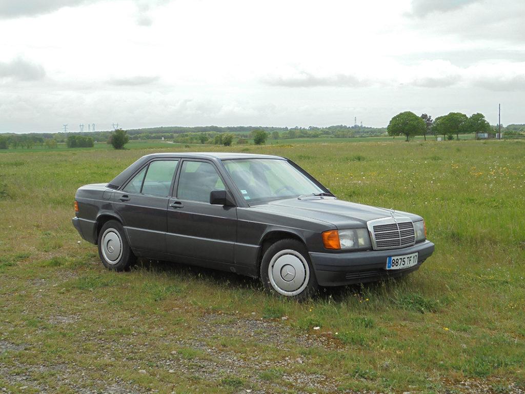 Mercedes 190D W201