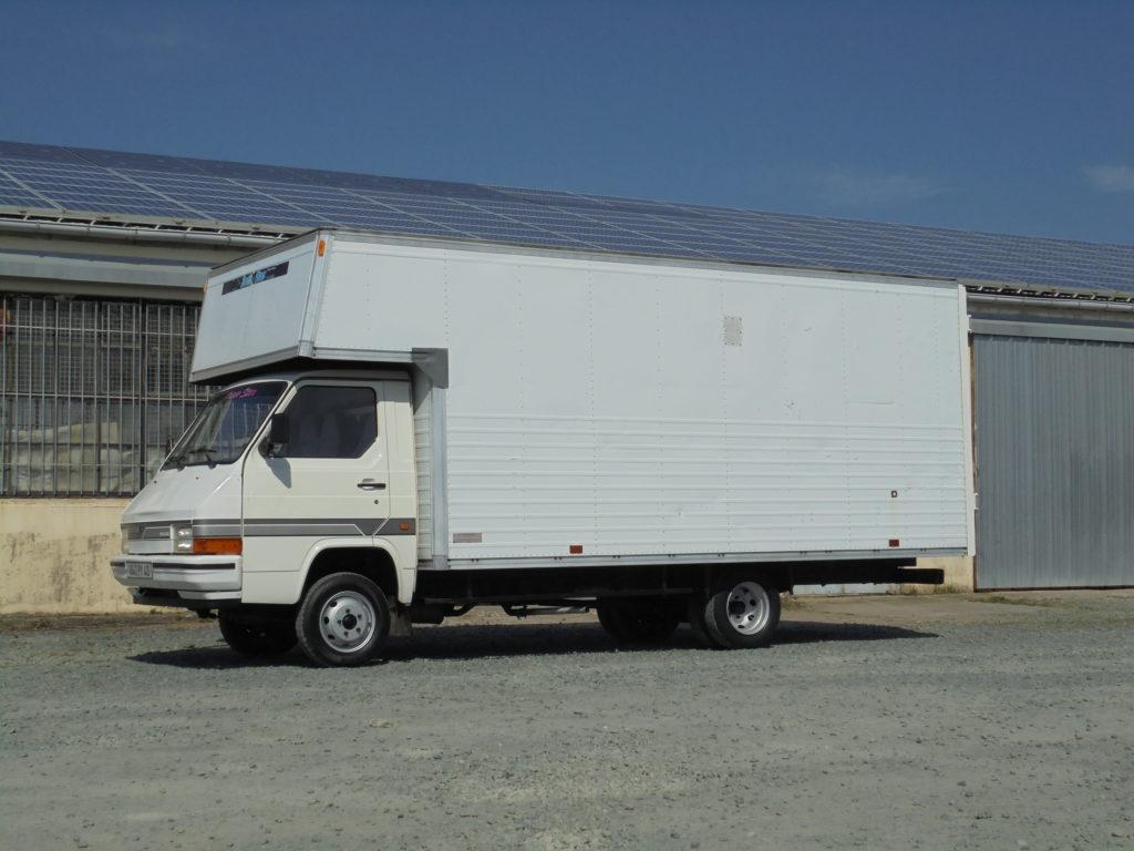 Nissan Trade caisse capucine 30 m3