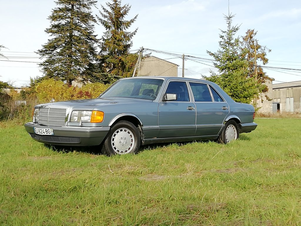 Mercedes 300 SDL W126