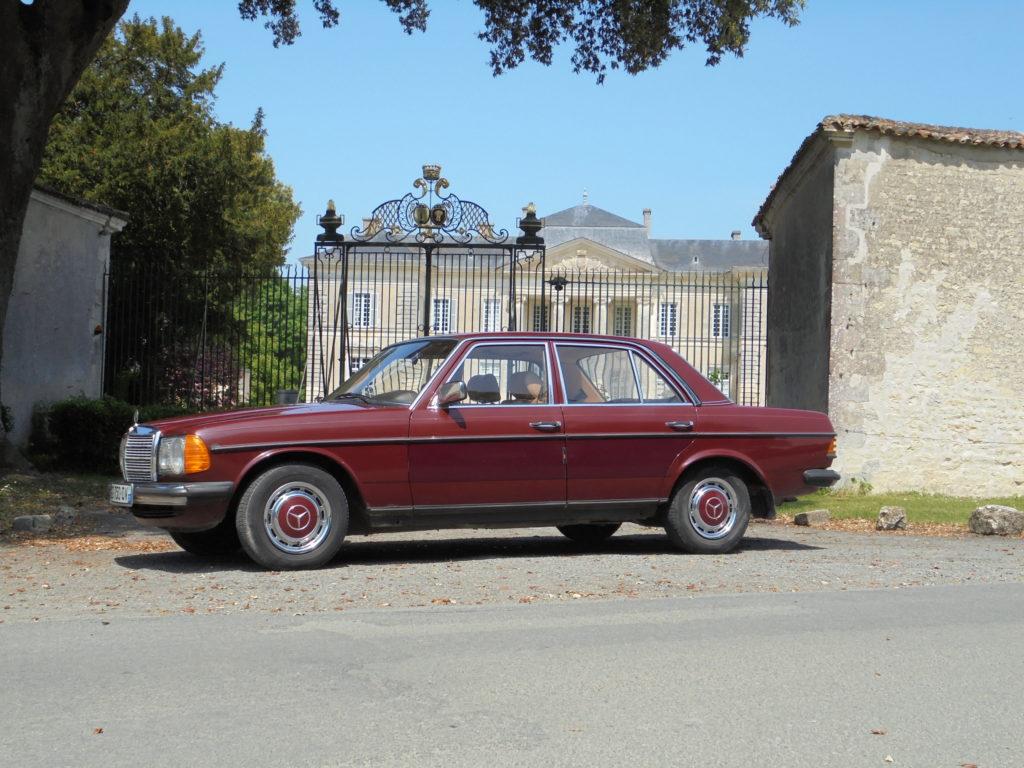 Mercedes 300D W 123