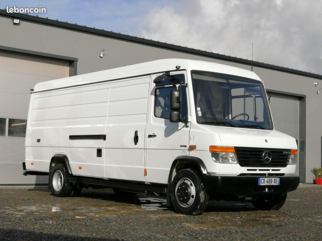Mercedes 818 Vario 2