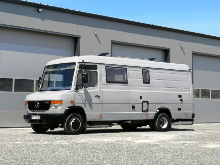 Mercedes 614 Vario