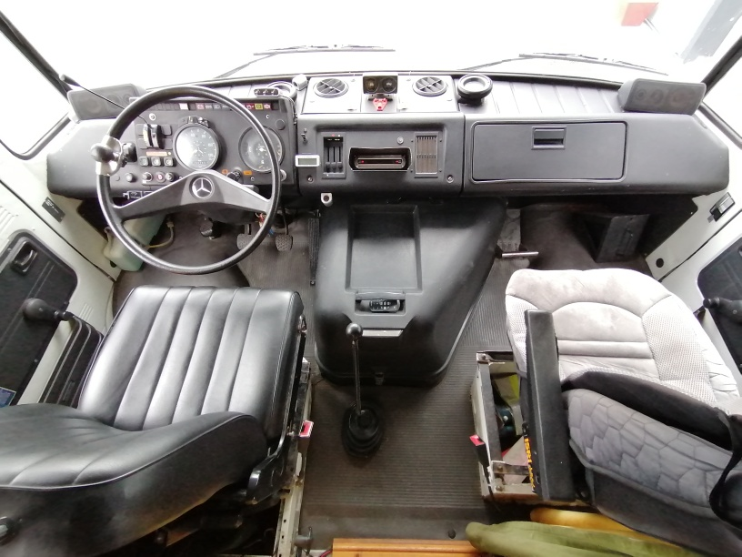 Mercedes 613 XXL Jumbo