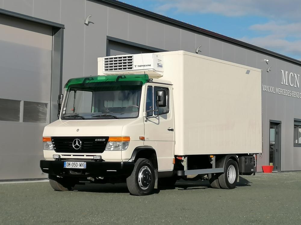 Mercedes 615 Vario caisse frigo