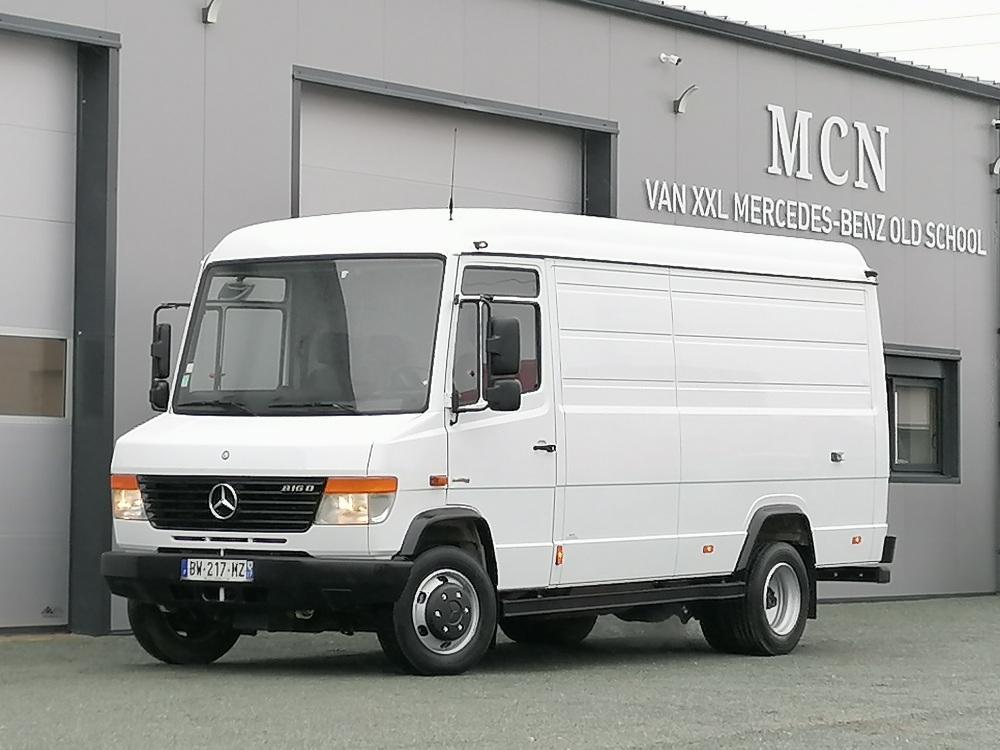 Mercedes 816 Vario