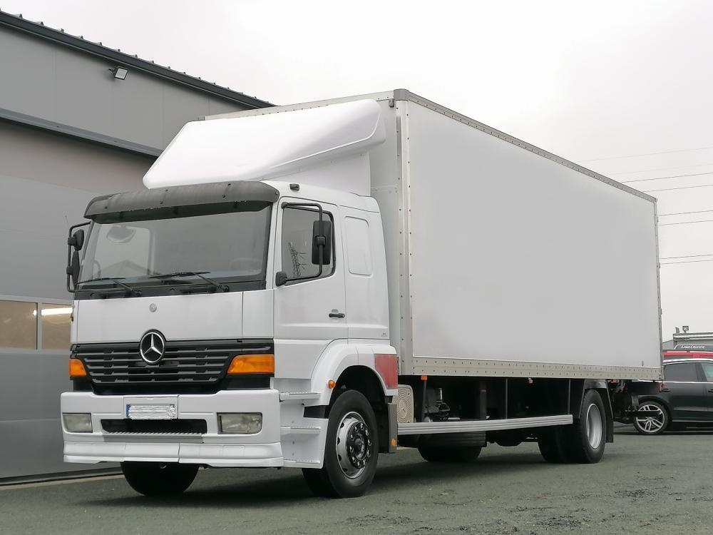 Mercedes 1828 Atego 60 m3
