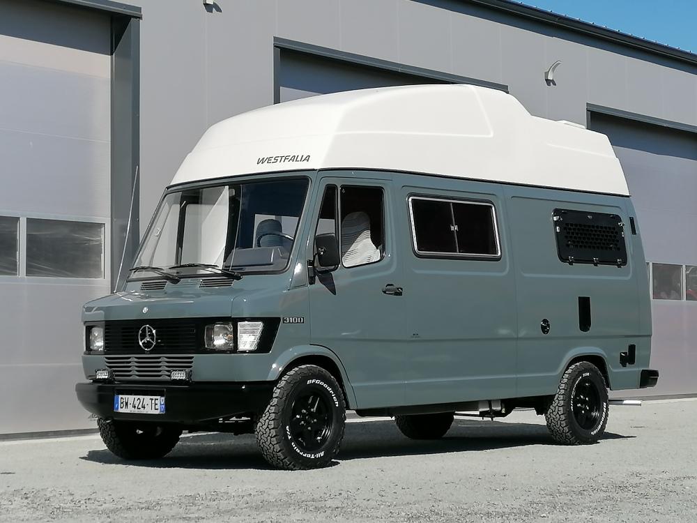 Mercedes 310 James Cook Westfalia