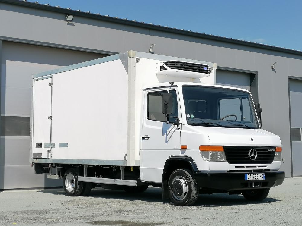 Mercedes 512 Vario frigo