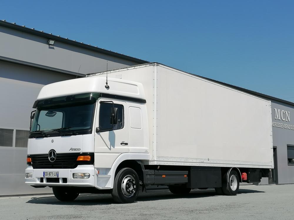 Mercedes 1223 Atego 50 m3