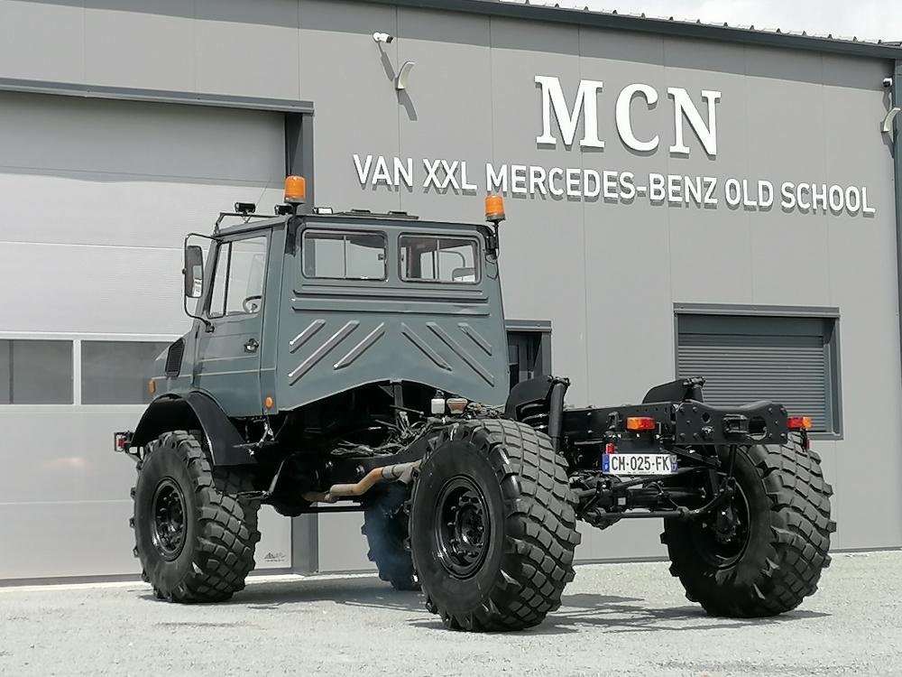 Mercedes UNIMOG 1750 L