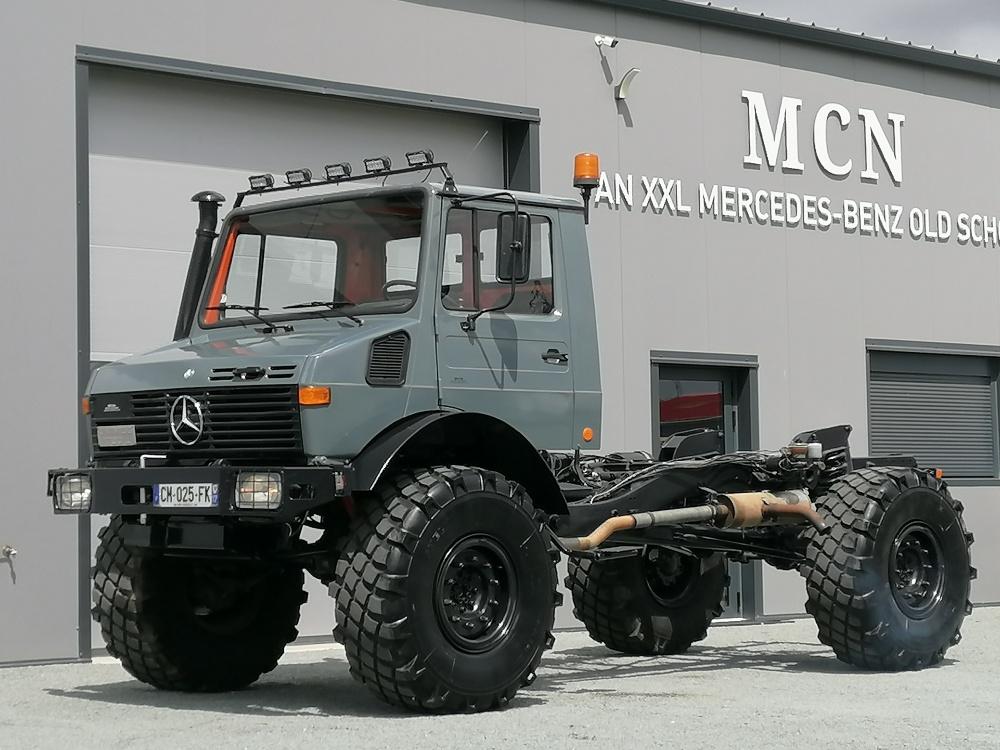 Mercedes UNIMOG 1750 L 4x4